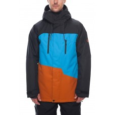 Куртка 686 Geo Insulated 18/19 Bluebird Colorblock