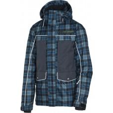 Куртка Rehall Drake Graphite Checks