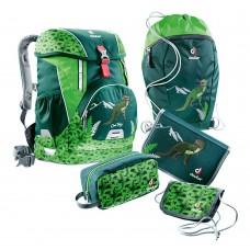 Школьный набор Deuter OneTwoSet - Sneaker Bag Forest Dino