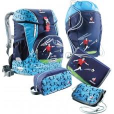 Школьный набор Deuter OneTwoSet - Sneaker Bag Navy Soccer