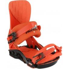 Крепления сноубордические Salomon District Orange