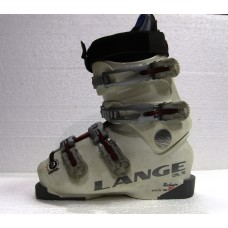 Горнолыжные ботинки Lange CRL 70 Exclusive White-Red