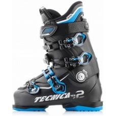 Горнолыжные ботинки Tecnica Ten.2 80 HV Nero-Black