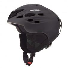 Шлем Alpina Scara Black Silk Matt