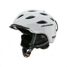 Шлем Alpina Supercybric White Carbon