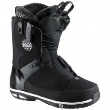 Сноубордические ботинки Salomon Kiana Black
