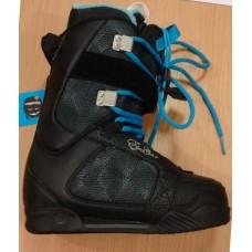 Сноубордические ботинки Elan Betty Black