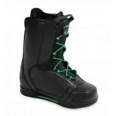 Сноубордические ботинки Elan Pace JP Black