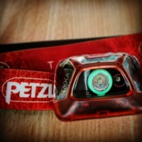 Фонари Petzl - настоящая легенда
