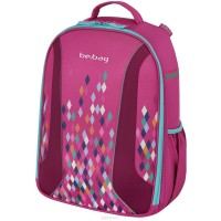 Школьные рюкзаки Основной цвет красный