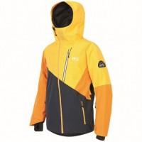Куртка Picture Organic Alpin 2020 Dark Blue-Yellow