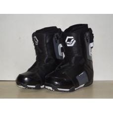 Сноубордические ботинки FTWO Agent White-Black